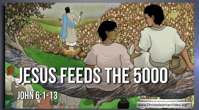 Feeding of the five thousand
