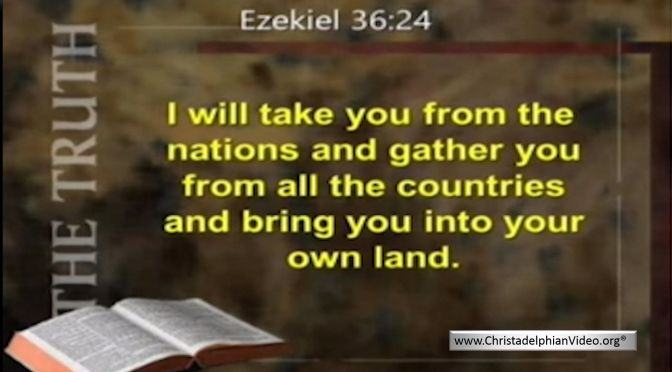 The Miracle of Israel: Living Proof of a Living God!