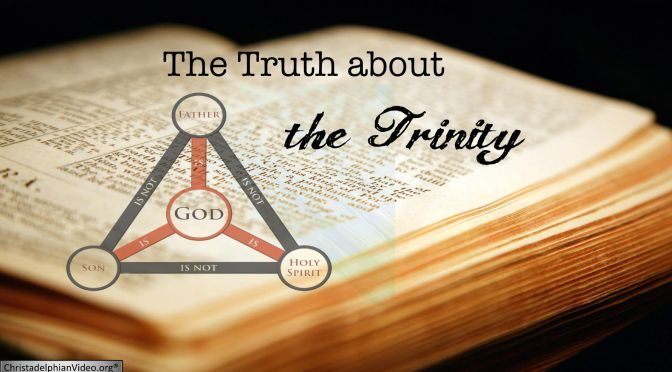 The Truth About the Trinity -  An excellent analysis of this controversial subject.